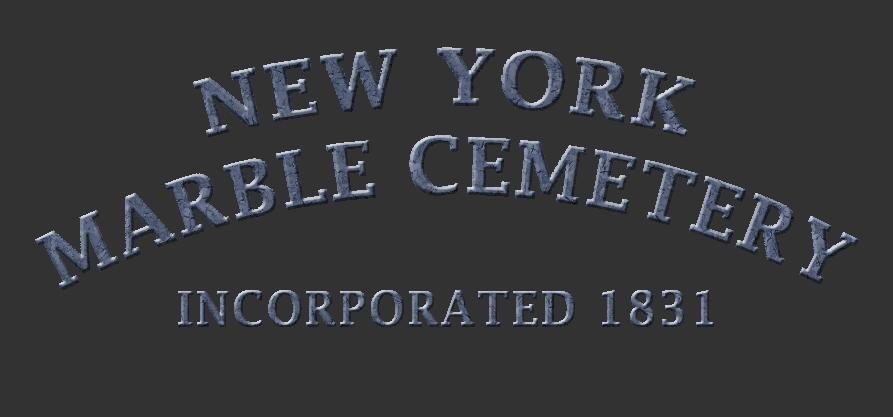 New York Marble Cemetery Logo