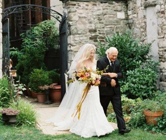 Bride And Escort