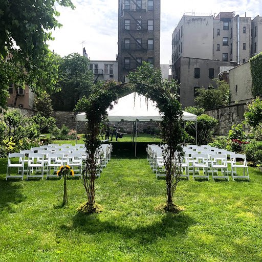 Wedding Arch, Seating and Tent